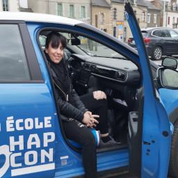 Auto école Happy Conduite Fabienne Bilheude